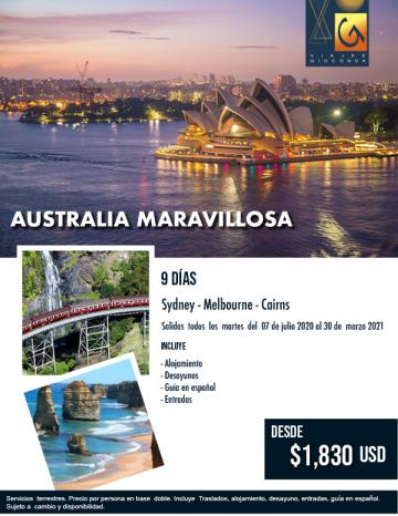 Australia (GIO)