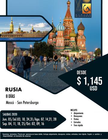 RUSIA GIO